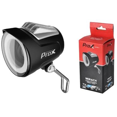 ProX Mirach Lampka rowerowa przednia LED 20 Lux
