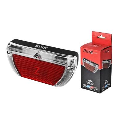 ProX Ara Lampka rowerowa tylna na błotnik SMD 6 Lux