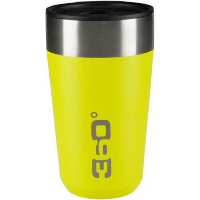 360 Degrees Travel Mug Kubek termiczny 475ml żółty