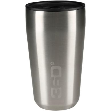 360 Degrees Travel Mug Kubek termiczny 475ml srebrny