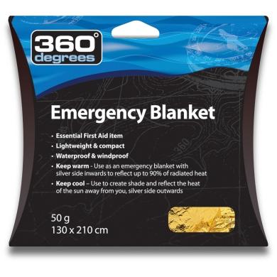 360 Degrees Emergency Blanket Koc ratunkowy