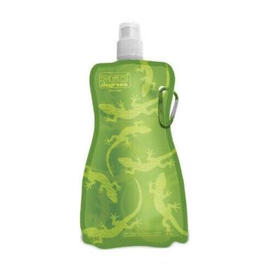 360 Degrees Flexible Drink Bottle Bukłak zielony
