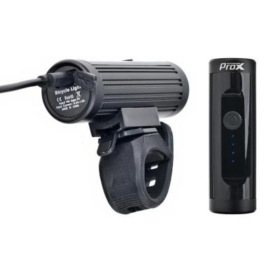 ProX Hamal Lampka przednia CREE 600Lm aku USB