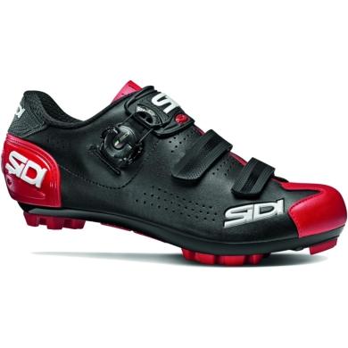 Sidi MTB Trace 2 Buty czarno czerwone