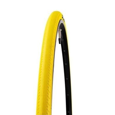 Maxxis Sierra 700x23c 27tpi Opona szosowa drutowa żółta