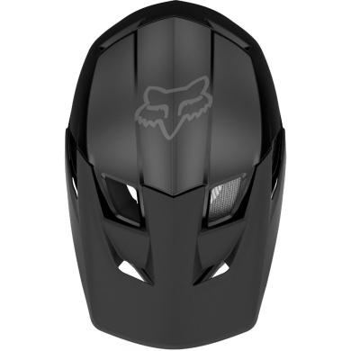 Fox Rampage Comp Kask MTB Full Face Czarny mat