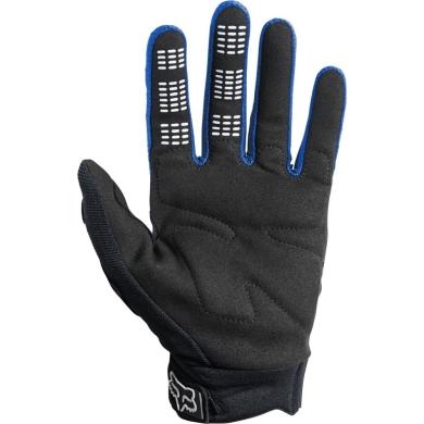 Fox Dirtpaw Rękawiczki długie MTB Niebieskie