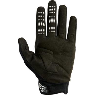 Fox Dirtpaw Rękawiczki długie MTB Czarno białe