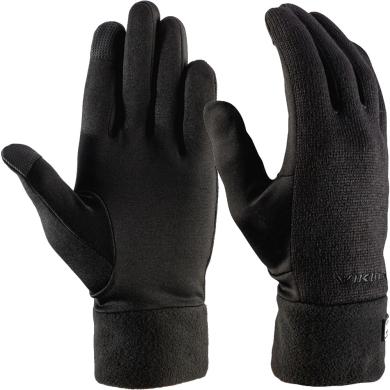 Viking Multifunction Dramen Rękawice zimowe unisex czarne