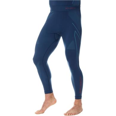 Brubeck Thermo Spodnie termoaktywne męskie jeansowe