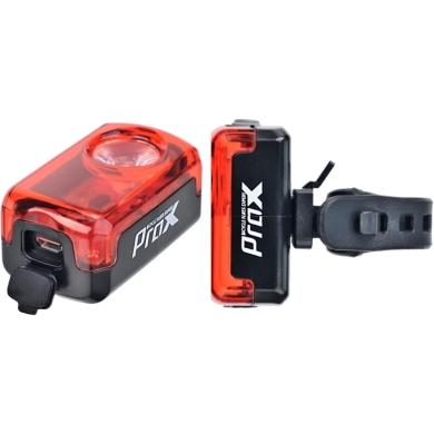 ProX Eta Lampka tylna CREE 70 Lm aku USB