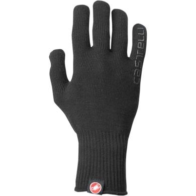 Castelli Corridore Rękawiczki kolarskie zimowe czarne