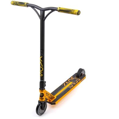 Madd Gear MGP Kick Kaos Hulajnoga wyczynowa aluminiowa czarno żółta
