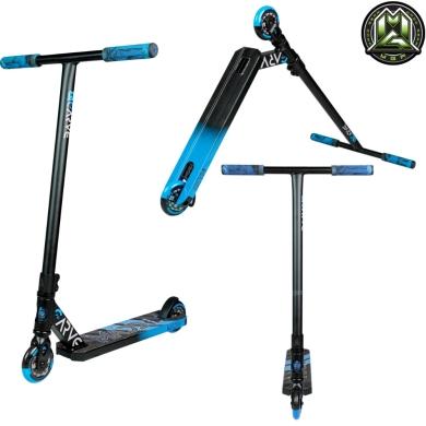 Madd Gear MGP Carve Pro X Hulajnoga wyczynowa aluminiowa czarno niebieska