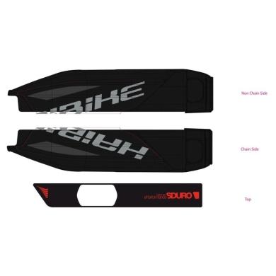Haibike Naklejki na akumulator Yamaha do SDURO Trekking S 6.0