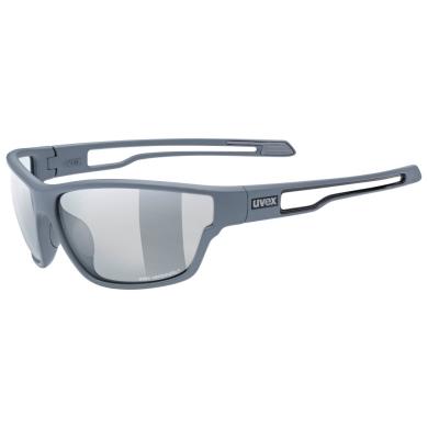 Uvex Sportstyle 806 V Okulary Szare