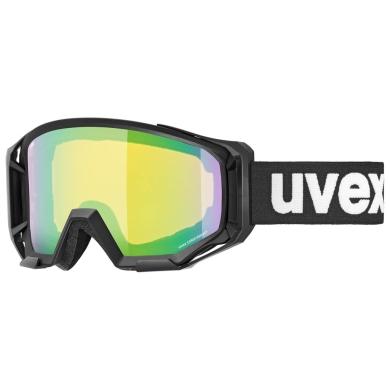 Gogle Uvex Athletic CV Zielone