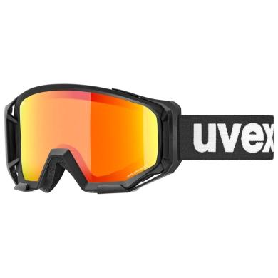 Gogle Uvex Athletic CV Pomarańczowe