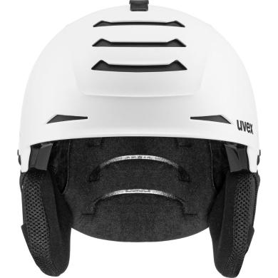 Uvex Legend Kask narciarski snowboard white mat