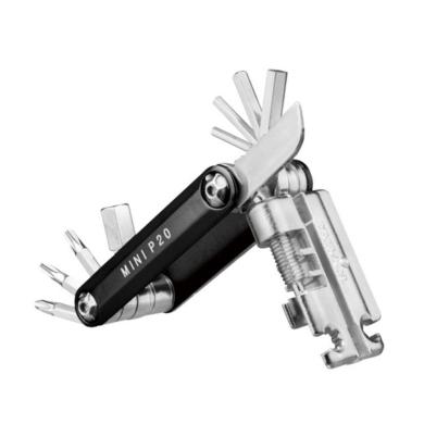 Topeak Mini P20 Klucz wielofunkcyjny 20 funkcji