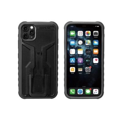 Topeak RideCase Pokrowiec na iPhone 11 Pro Max czarno szary