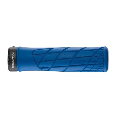 Ergon GA2 Fat Chwyty kierownicy niebieskie