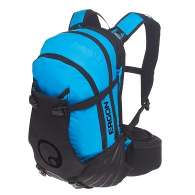Ergon BA3 Plecak niebieski 17L