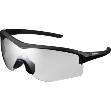 Shimano Spark Okulary black photochromic dark grey