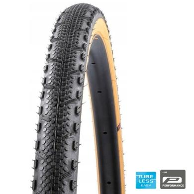 Schwalbe X-One Speed 28x1.30 Addix RG TL-E Opona zwijana classic skin