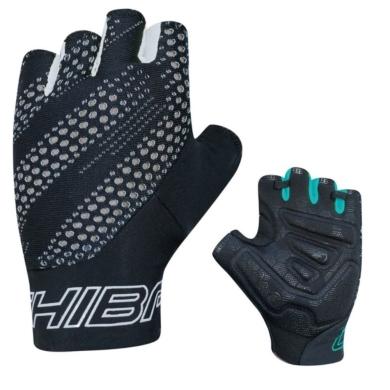 Chiba Ergo rękawiczki czarno białe
