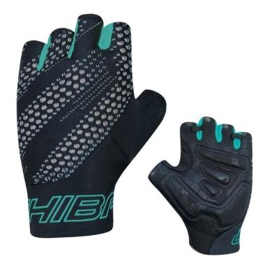 Chiba Ergo rękawiczki czarno olejowe