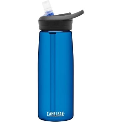 Butelka Camelbak Eddy+ Niebieska Transparentna