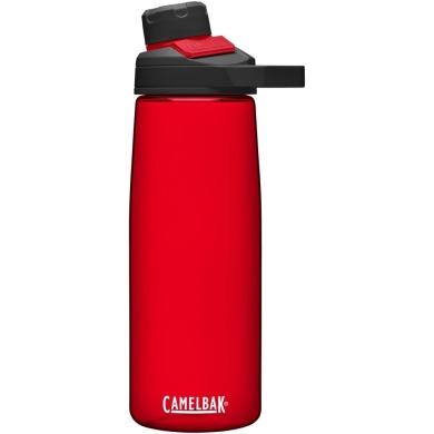 Butelka Camelbak Chute Mag Czerwona Transparentna