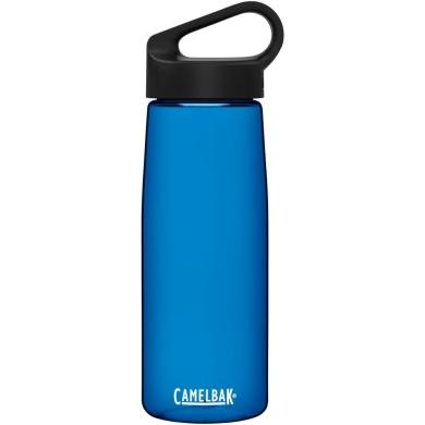 Butelka Camelbak Carry Cap Niebieska Transparentna