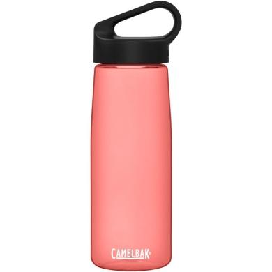 Butelka Camelbak Carry Cap Różowa Transparentna