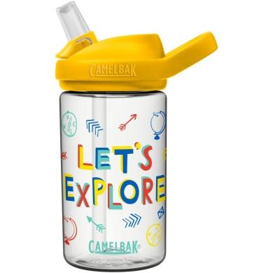 Butelka Camelbak Eddy+ Kids Żółta