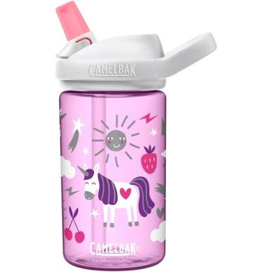 Butelka Camelbak Eddy+ Kids Różowa