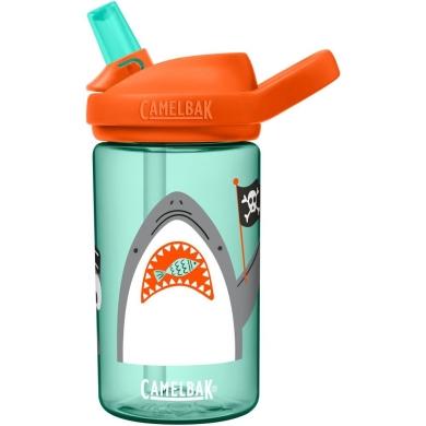 Butelka Camelbak Eddy+ Kids Niebiesko-Pomarańczowa