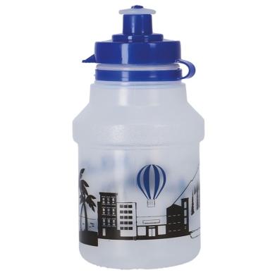 XLC WB-K14 Bidon Biało Niebieski