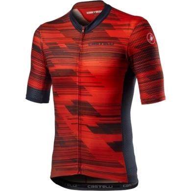 Koszulka Castelli Rapido Czerwona