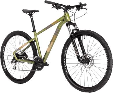 Rower Ghost Kato Essential 29 oliwkowy
