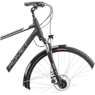 Rower Romet Wagant 4 Czarno Biały