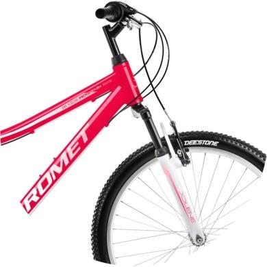 Rower Romet Jolene 24 Różowy