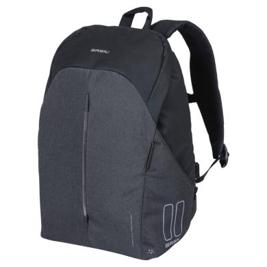 Plecak Basil B-Safe Nordlicht Czarny