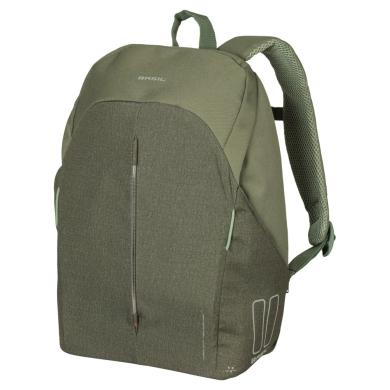 Plecak Basil B-Safe Nordlicht Zielony