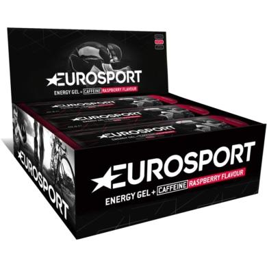 Żel Energetyczny Eurosport Malina + Kofeina