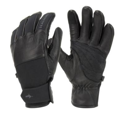 Rękawiczki SealSkinz Cold Weather czarne
