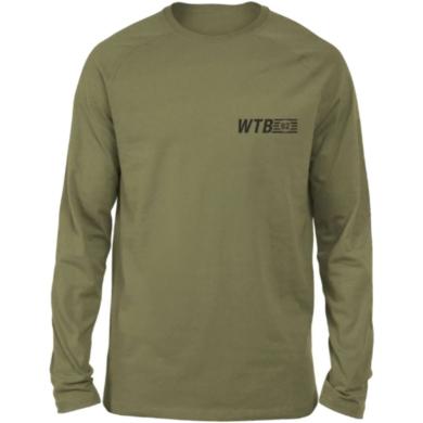 Koszulka WTB Khaki