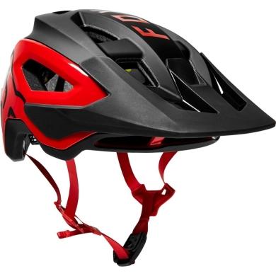 Kask Fox Speedframe Pro Czarno-Czerwony