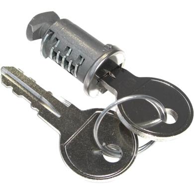 Wkładka z kluczem do bagażników rowerowych Peruzzo
